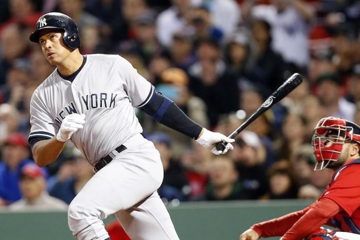 Yankees-Red Sox Weekend Diary