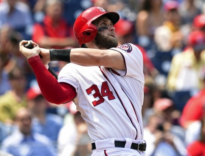 Here's to Hoping Bryce Harper Becomes a Yankee
