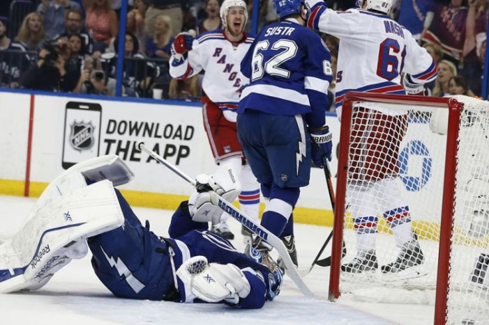 The Rangers Will Win Game 6