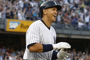 Alex Rodriguez and the 3,000th Hit Ball