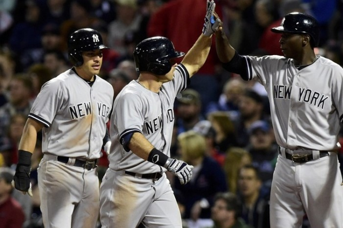 Yankees Can Once Again End Red Sox' Season