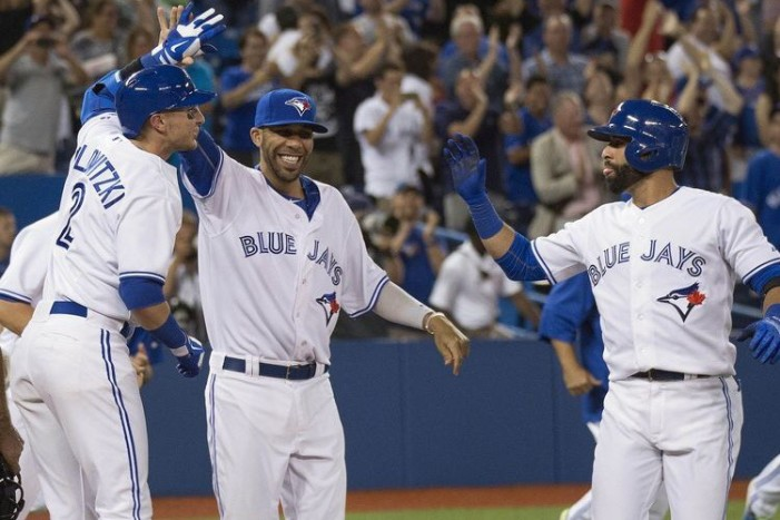 Yankees-Blue Jays Feels Like Fall Baseball