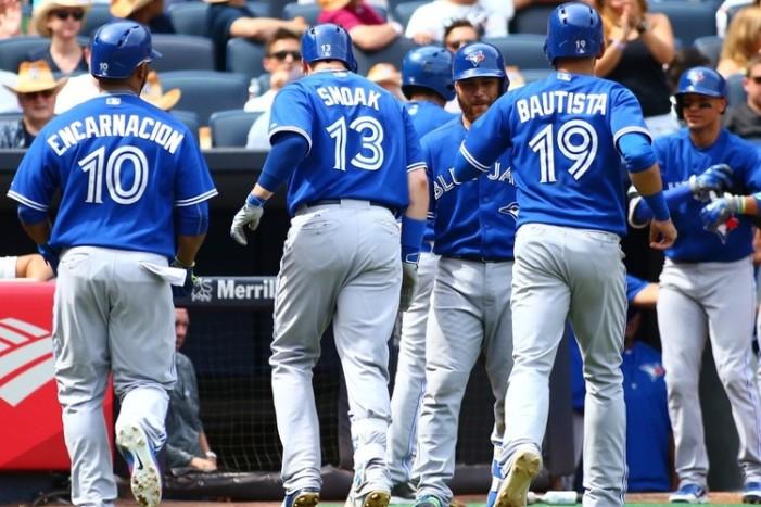 Yankees-Blue Jays Begin Seven-Week Battle