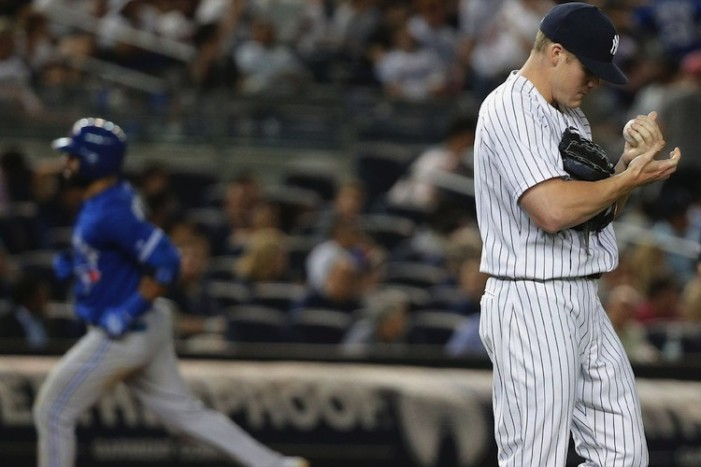 Monday Mentions: The Worst Yankees Weekend