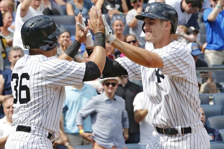 Twins at Yankees