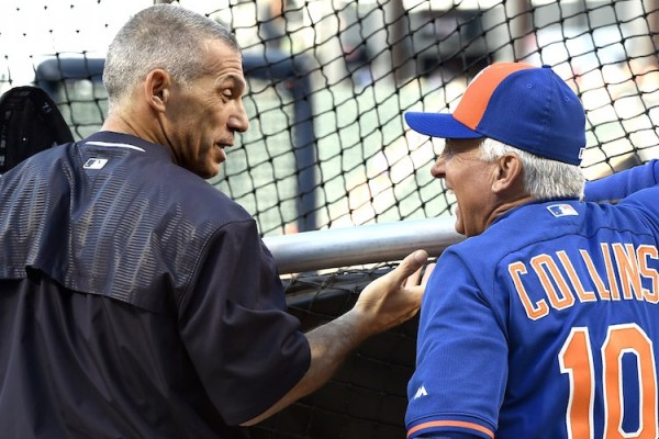 Joe Girardi and Terry Collins