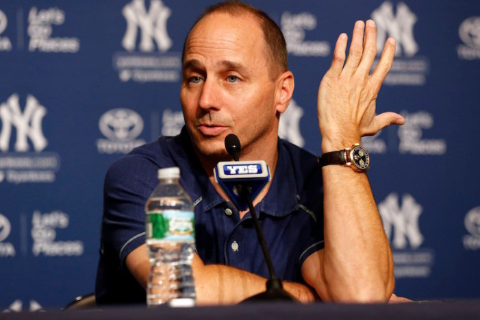The State of Brian Cashman: January Edition