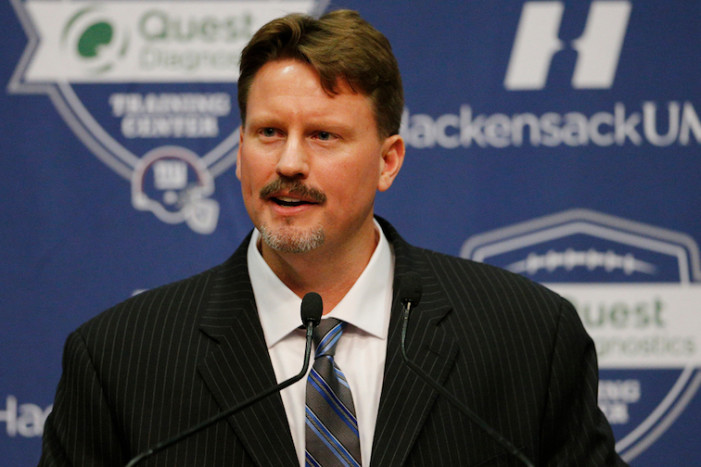 Meeting the Mysterious Ben McAdoo
