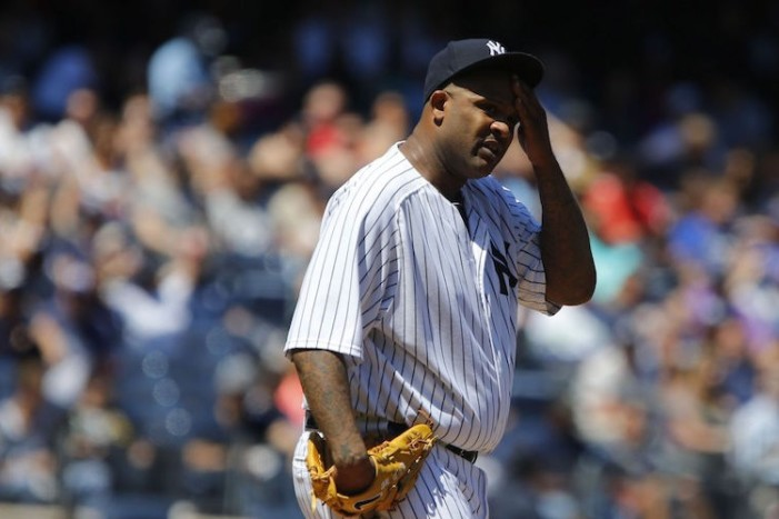 CC Sabathia Is Still Done