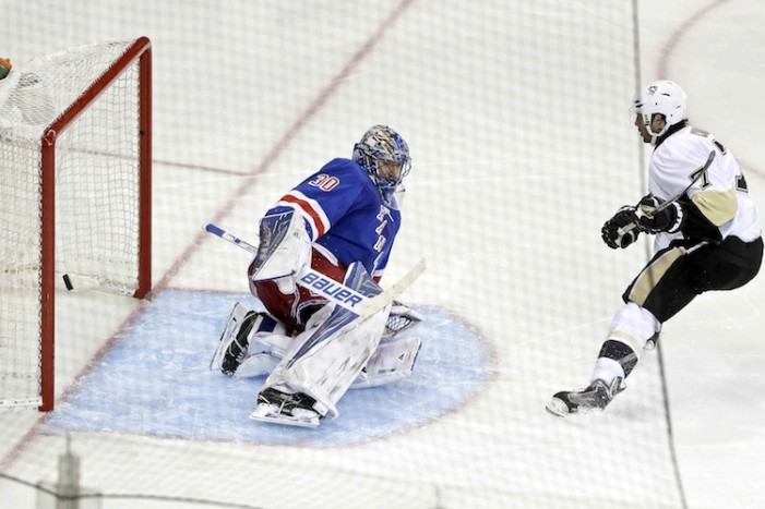 Rangers-Penguins Game 3: Advantage Penguins