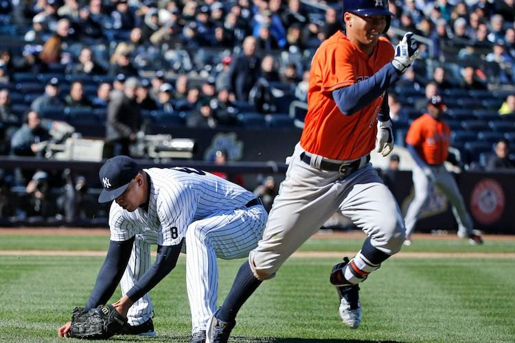 New York Yankees vs. Houston Astros