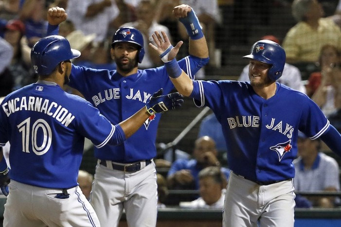 Yankees, Blue Jays Back to Battling for AL East