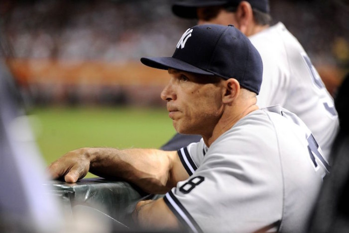 Joe Girardi's Urgency Has Me Happy