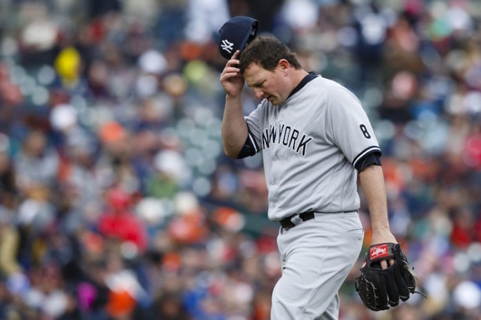 Yankees Have a Major Middle Relief Problem