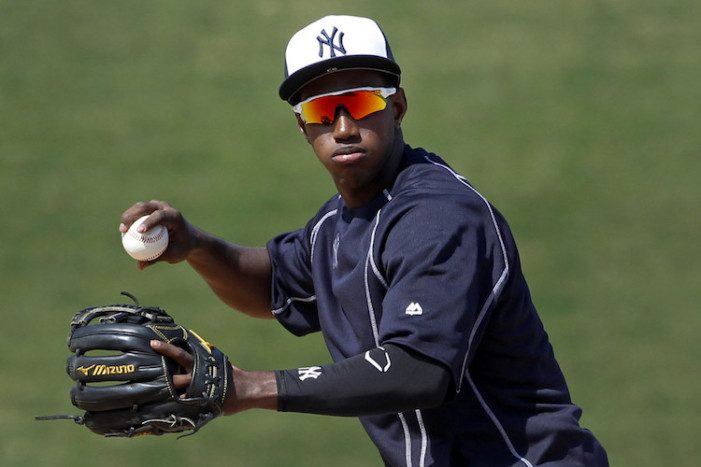 Jorge Mateo Suspended for Saying What All Yankees Fans Want to Say