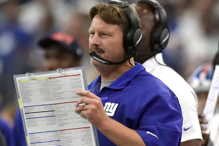 Giants-Cowboys Week 1 Thoughts: Ben McAdoo's Giants Are Tom Coughlin's Giants