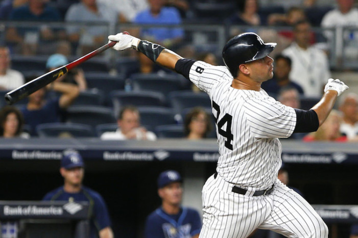 Gary Sanchez Is the AL Rookie of the Year