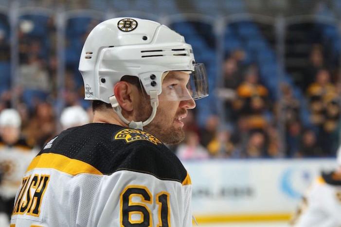 Am I a Bruins Fan Now?