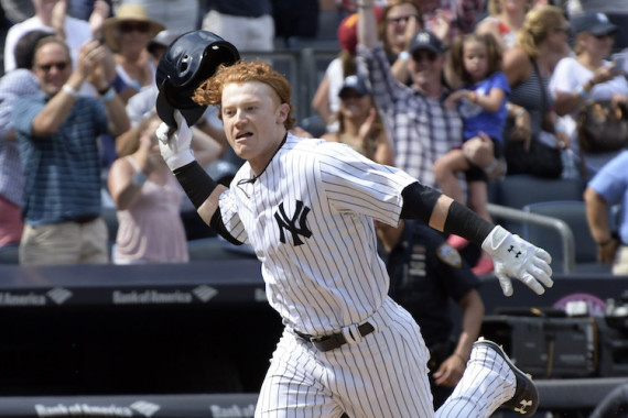 It's Time for Clint Frazier