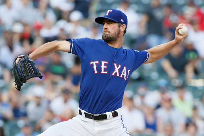 Should the Yankees Trade for Cole Hamels?