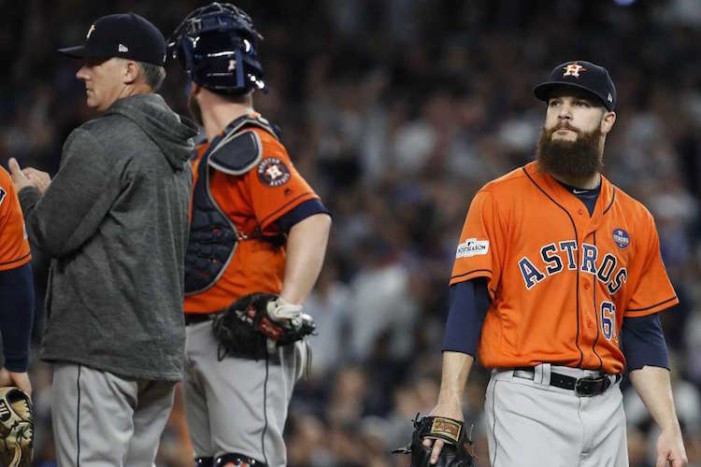 Dallas Keuchel Is Just Another Pitcher Now