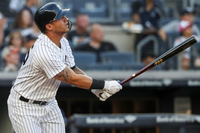 Gleyber Torres Needs to Stop Batting Ninth