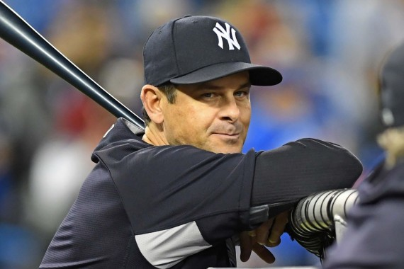 Aaron Boone Should Now Be Managing for His Job