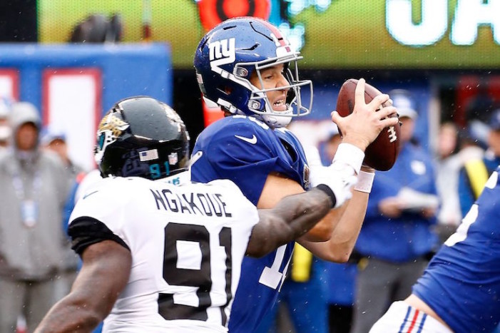 Giants-Jaguars Week 1 Thoughts: The Giants Will Never Change