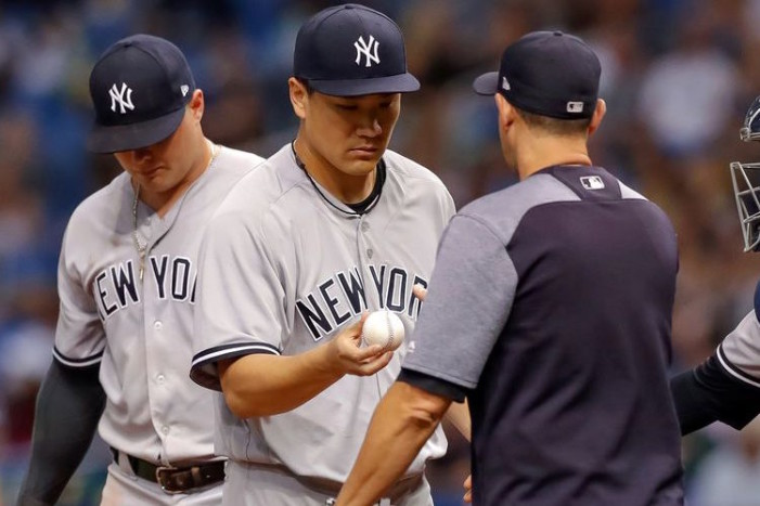 No Urgency from the Yankees with Four Games Left