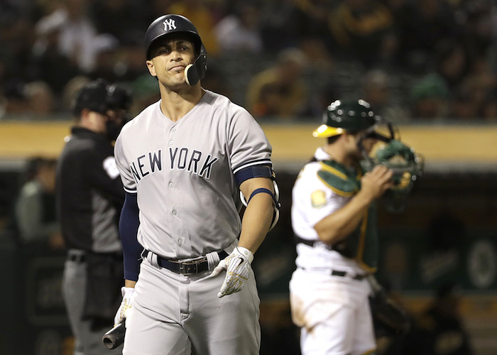 The Yankees Are in Trouble