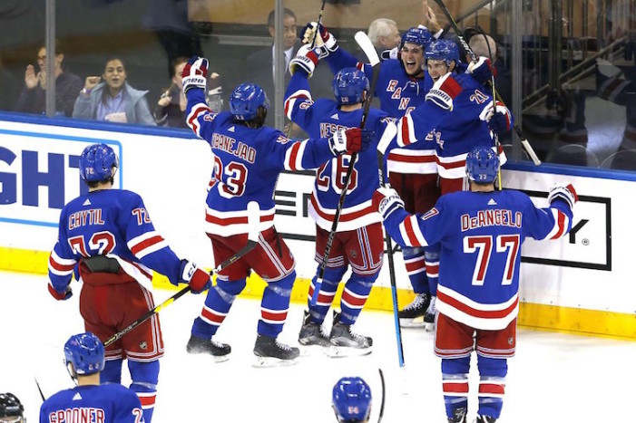 These Rangers Are Fun to Watch