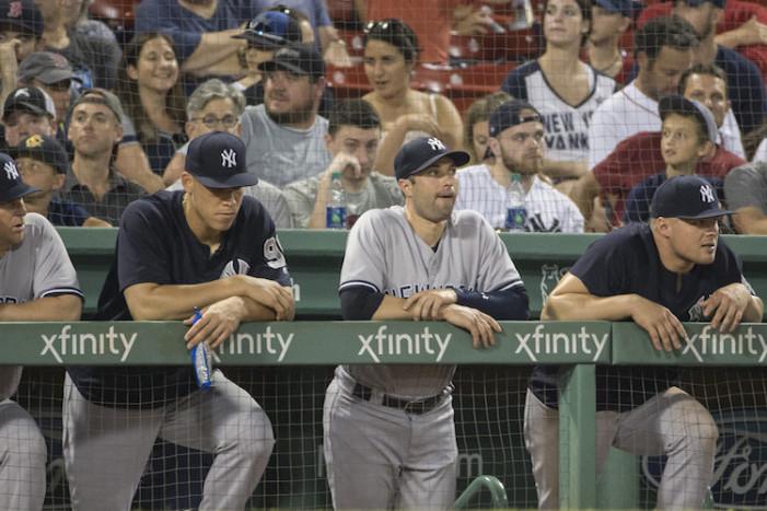 Yankees-Red Sox Postseason Series Is My Biggest Fear