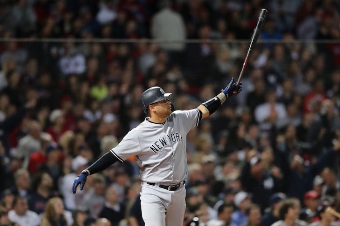 Yankees-Red Sox ALDS Game 2: The Gary Sanchez Game