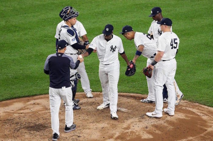 The Yankees Weren't Good Enough Once Again