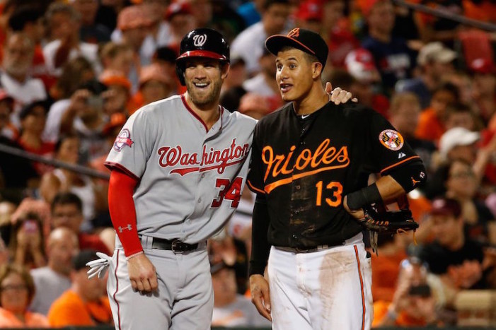 All I Want for Christmas Is the Yankees to Sign Bryce Harper and Manny Machado