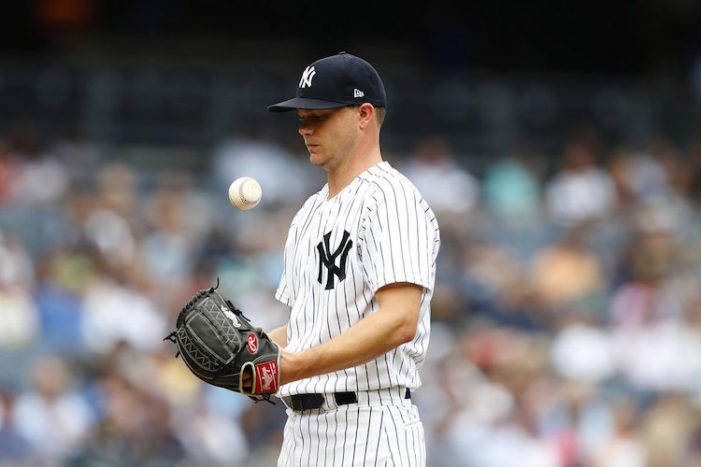 Brian Cashman Finally Gets Rid of Sonny Gray