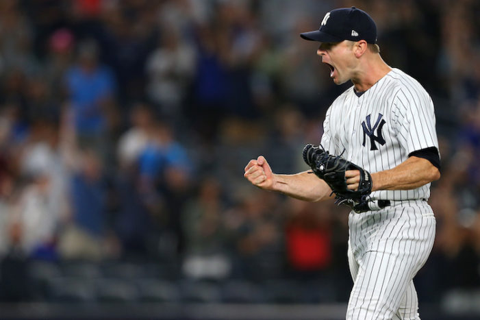Yankees' Decision to Not Sign David Robertson Makes No Sense