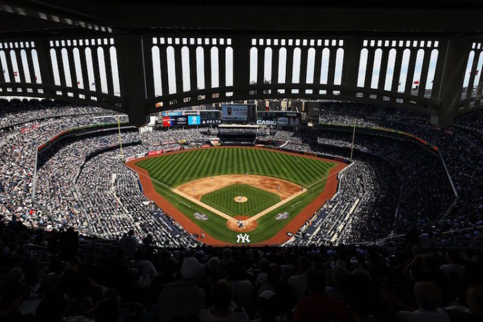 'Twas the Night Before Yankees Opening Day 2021