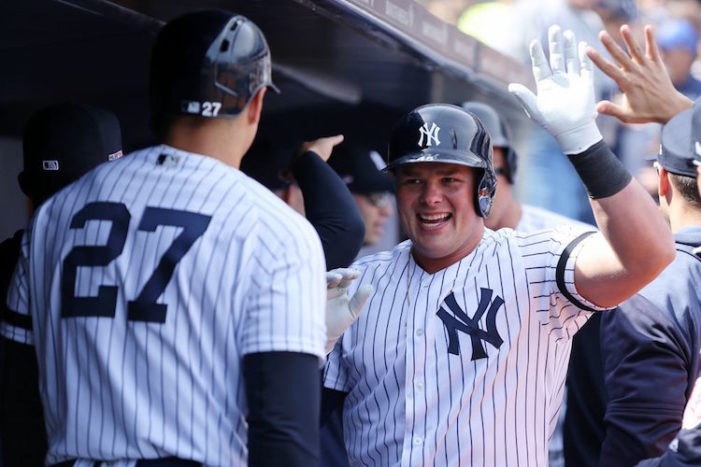Yankees' Formula for Winning Works to Perfection on Opening Day