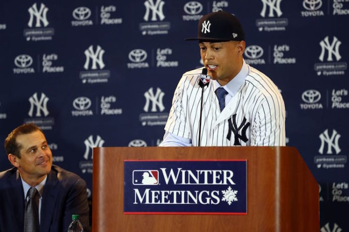 The NL MVP Is a Yankee: An Oral History of the Giancarlo Stanton Trade
