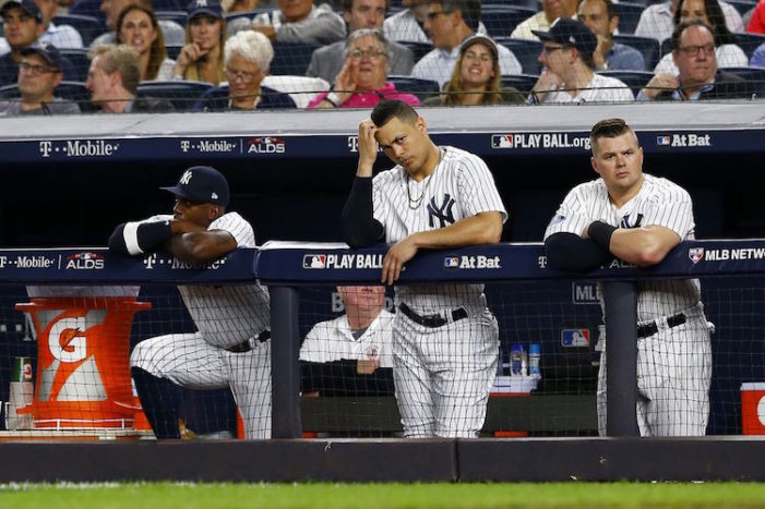 Yankees Fans Need to Keep Their Mouths Shut When It Comes to the Red Sox