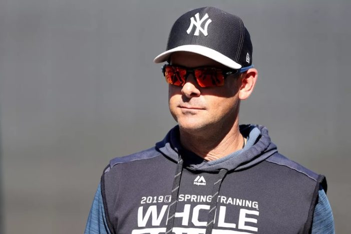 Off Day Dreaming: When Are the Yankees Going to 'Turn the Corner' Aaron Boone Keeps Talking About?
