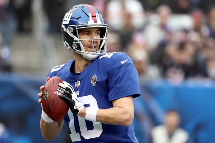 The Giants Don't Need to Draft a Quarterback