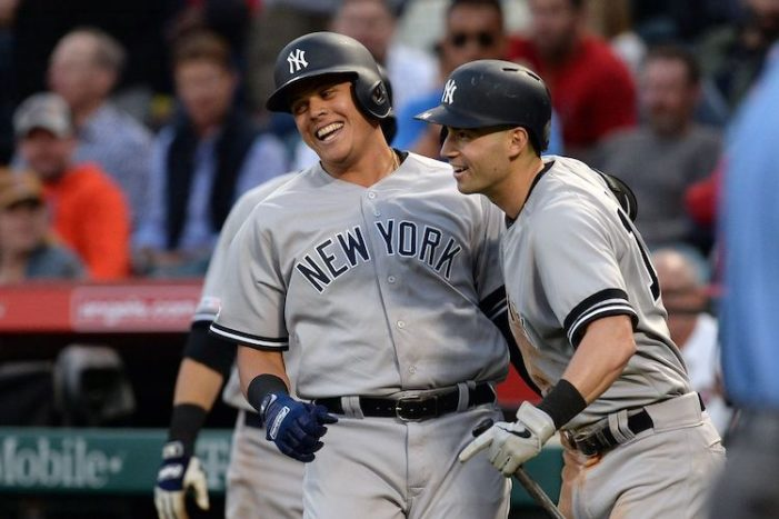 Off Day Dreaming: The April Yankees Won't Be Forgotten