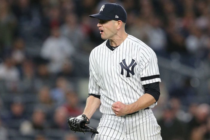 That's the James Paxton the Yankees Traded For