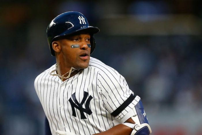 Off Day Dreaming: Miguel Andujar's Absence Opens Door for Gio Urshela