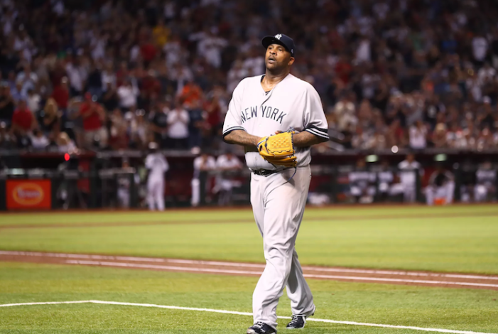 CC Sabathia and His Improbable Journey to 3,000 Strikeouts