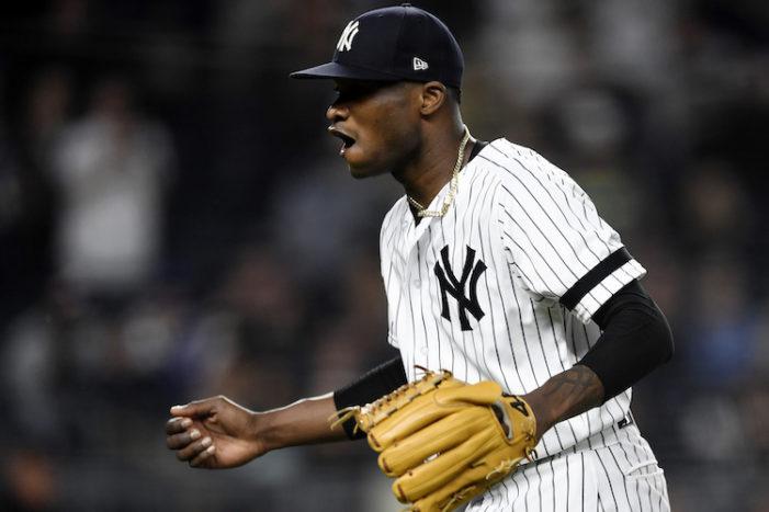 Domingo German Has Become Yankees' Interim Ace