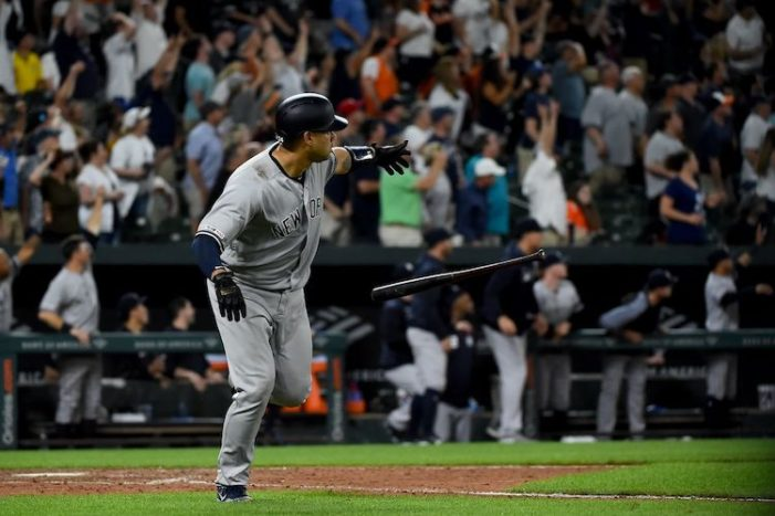 The Real Gary Sanchez Has Returned