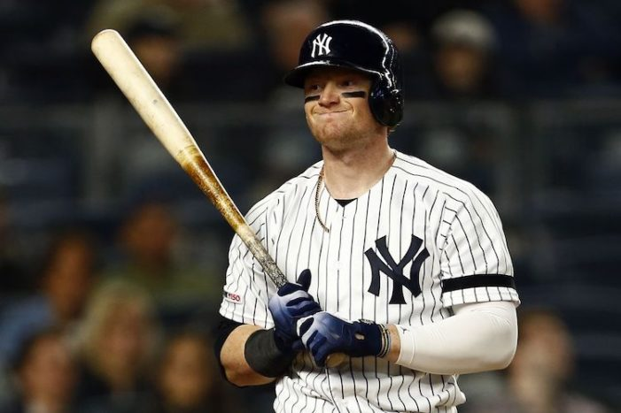 Clint Frazier Needs Both His Bat and Mouth to Talk for His Defense